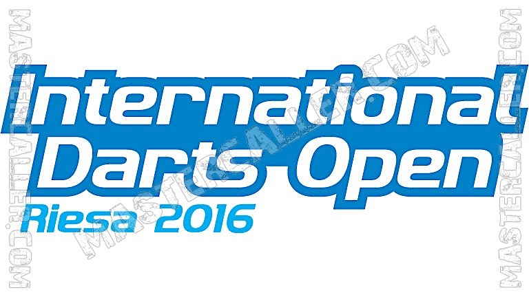International Darts Open Qualifiers - 2016 EU Logo