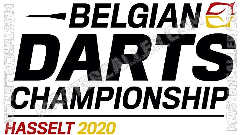 Belgian Darts Championship Qualifiers - 2020 East EU Logo
