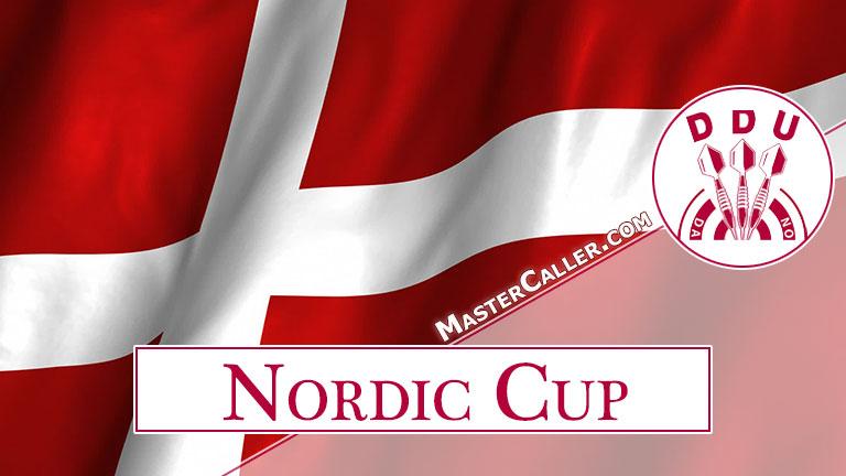 Nordic Cup Men Singles - 1984 Logo