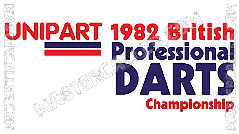 British Professional - 1982 Logo
