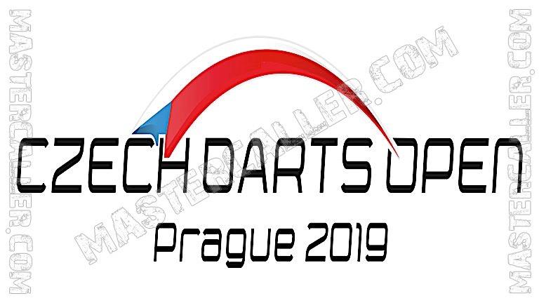 Czech Darts Open Qualifiers - 2019 EU TCH Logo