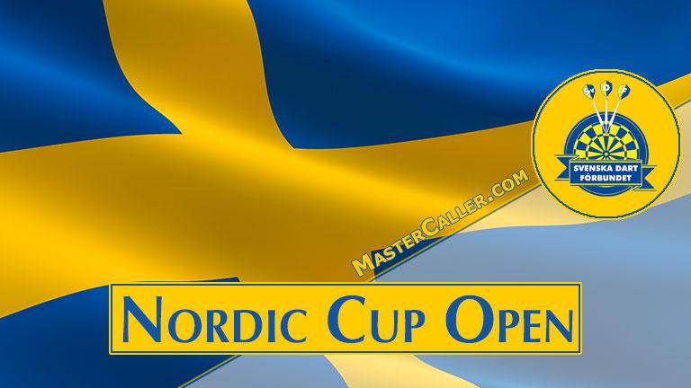 Nordic Cup Open Men - 1986 Logo