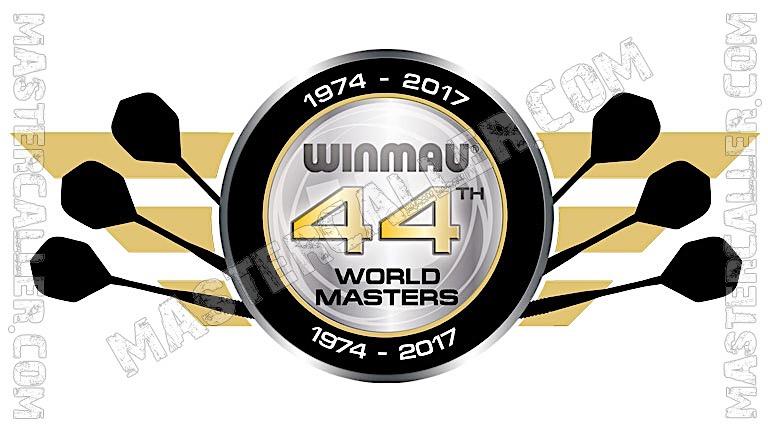 World Masters Ladies - 2017 Logo