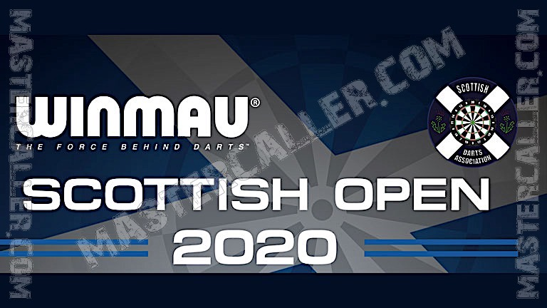 Scottish Open Ladies - 2020 Logo
