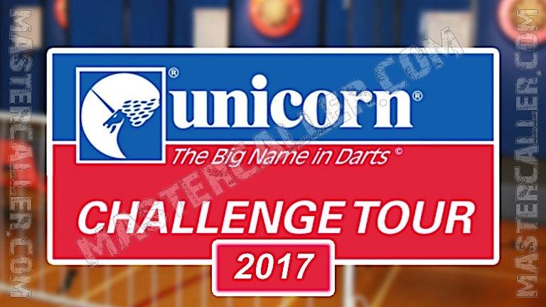PDC Challenge Tour - 2017 CT 07 Barnsley Logo