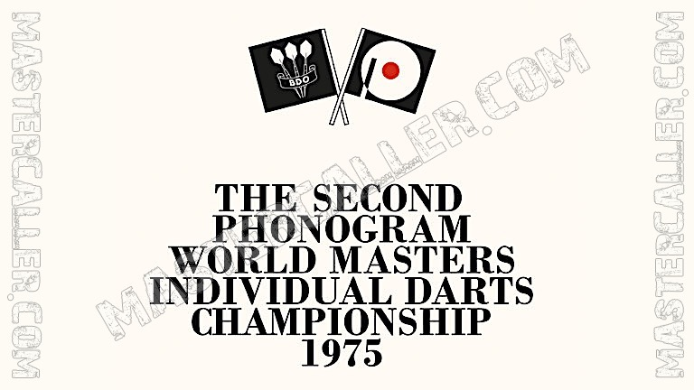 World Masters Men - 1975 Logo