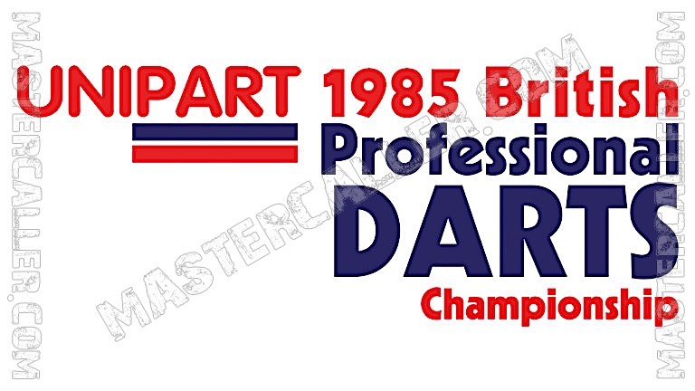 British Professional - 1985 Logo