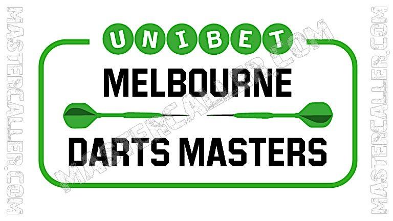 Melbourne Darts Masters - 2017 Logo