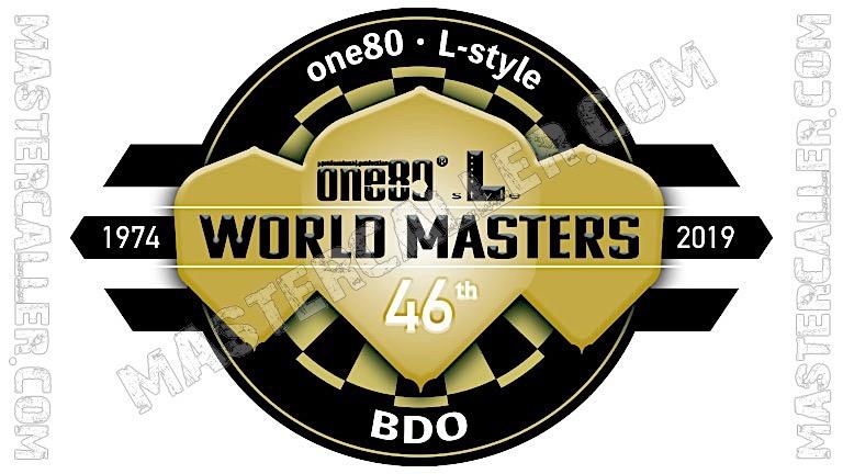 World Masters Men - 2019 Logo