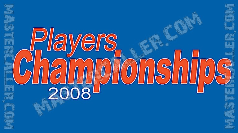 Players Championships - 2008 PC 10 Open Holland Masters Logo