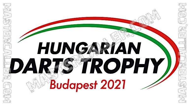 Hungarian Darts Trophy Qualifiers - 2021 HN Logo