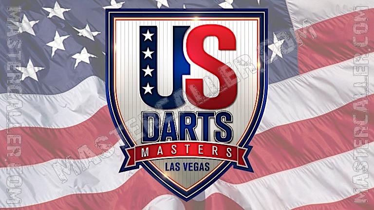 U.S. Darts Masters - 2018 Logo