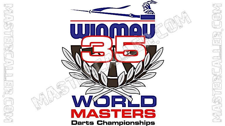 World Masters Men - 2008 Logo