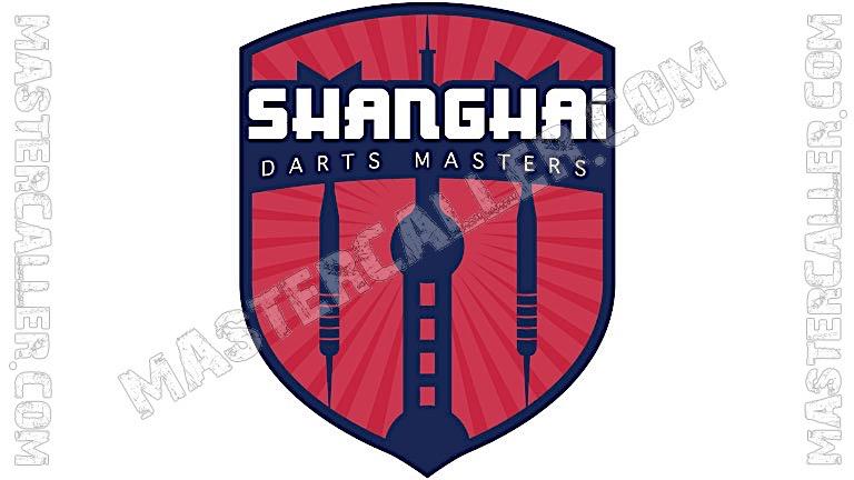 Shanghai Darts Masters - 2018 Logo