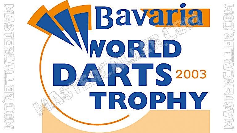 World Darts Trophy Men - 2003 Logo