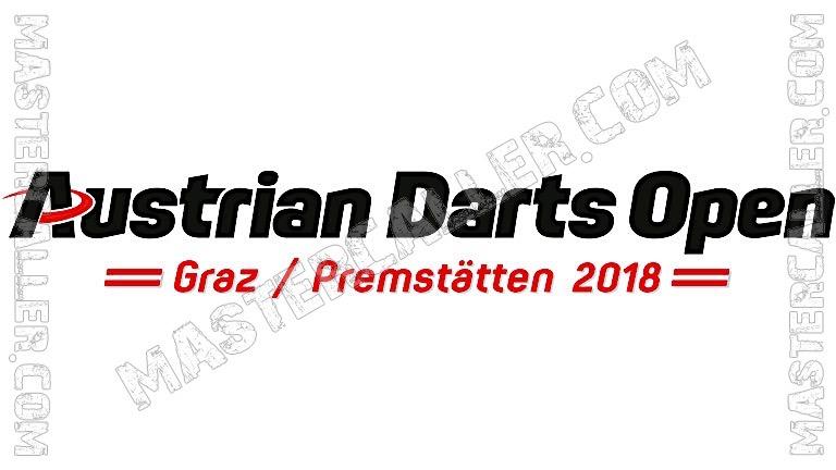 Austrian Darts Open - 2018 Logo