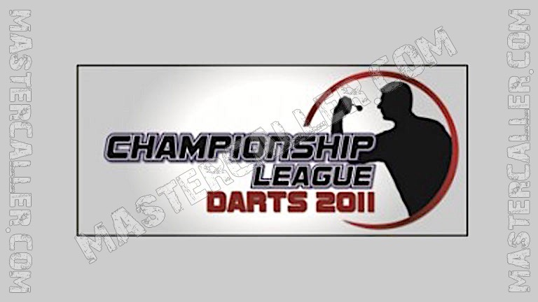 Championship League of Darts - 2011 Logo