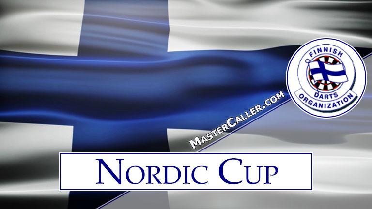 Nordic Cup Men Singles - 1985 Logo