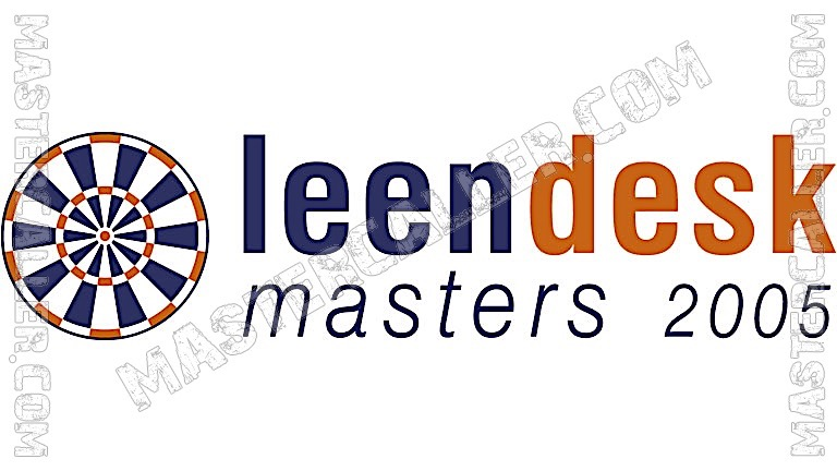 Finder Darts Masters Men - 2005 Logo