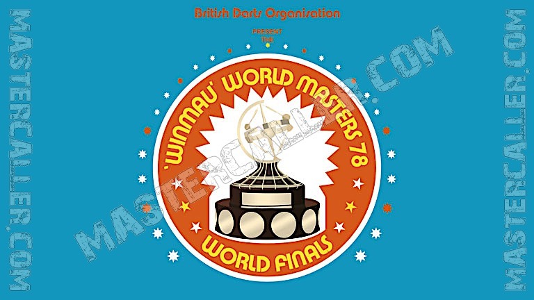 World Masters Men - 1978 Logo