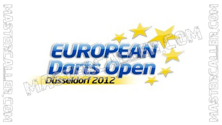 European Darts Open - 2012 Logo
