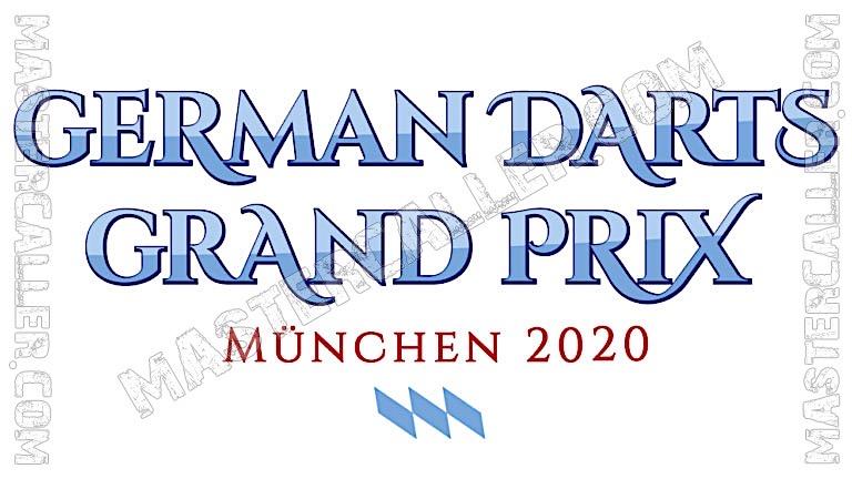 German Darts Grand Prix Qualifiers - 2020 East EU Logo