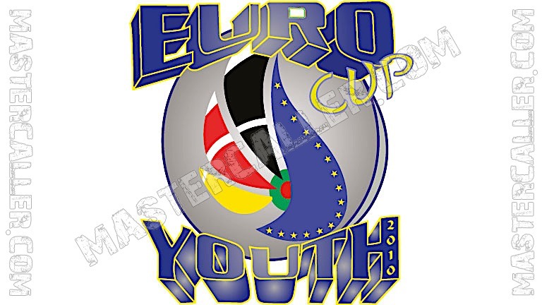 WDF Europe Cup Youth Boys Teams - 2010 Logo