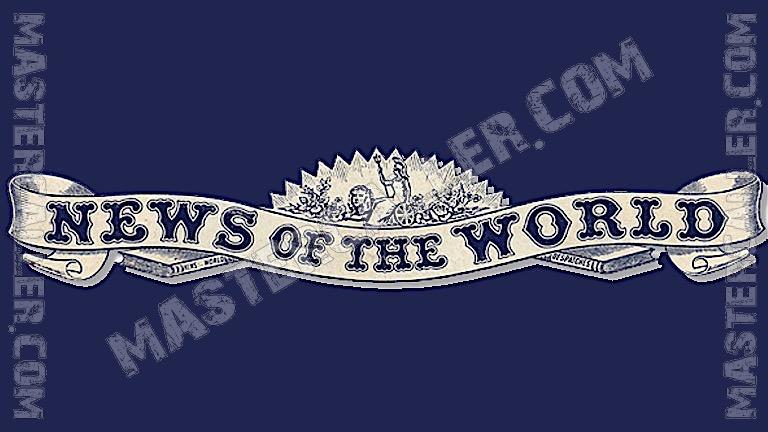 News of the World - 1965 Logo