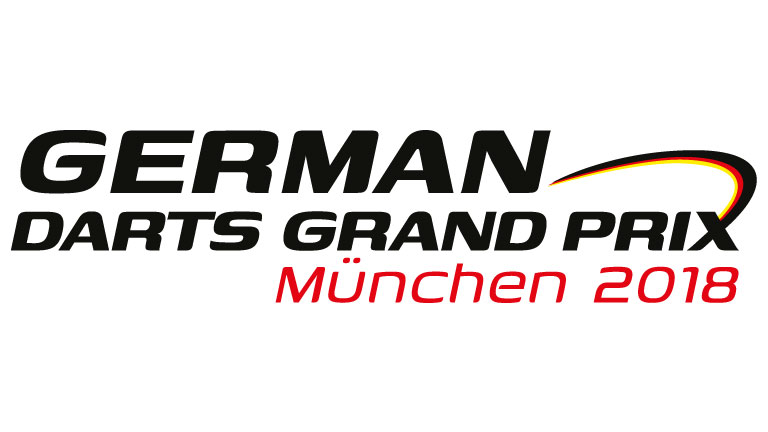 German Darts Grand Prix Qualifiers - 2018 UK Logo
