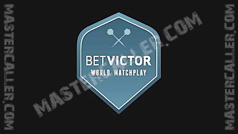 World Matchplay - 2018 Logo