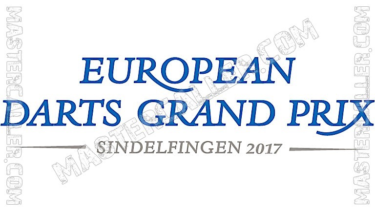 European Darts Grand Prix Qualifiers - 2017 East EU Logo