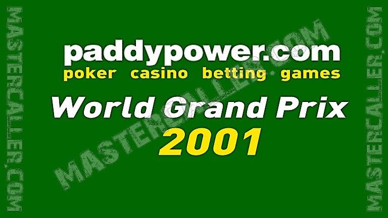 World Grand Prix - 2001 Logo