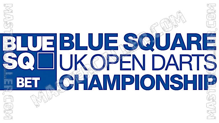 UK Open - 2008 Logo
