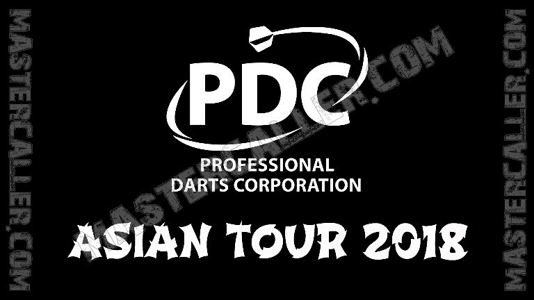 PDC Asian Tour - 2018 AT 01 Seoul Logo
