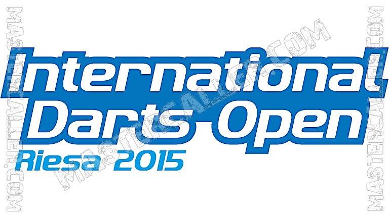 International Darts Open Qualifiers - 2015 UK Logo