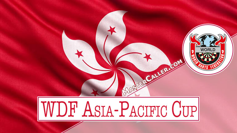 WDF Asia-Pacific Cup Women Pairs - 2014 Logo
