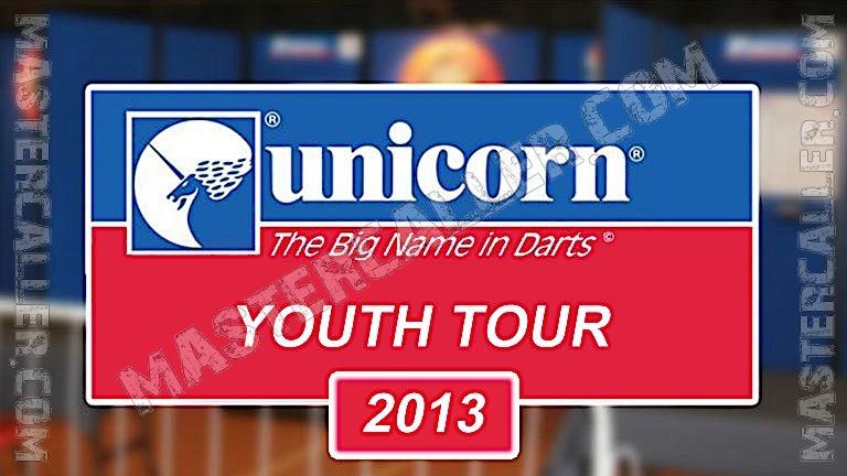 PDC Youth/Development Tour - 2013 YT 02 Barnsley Logo