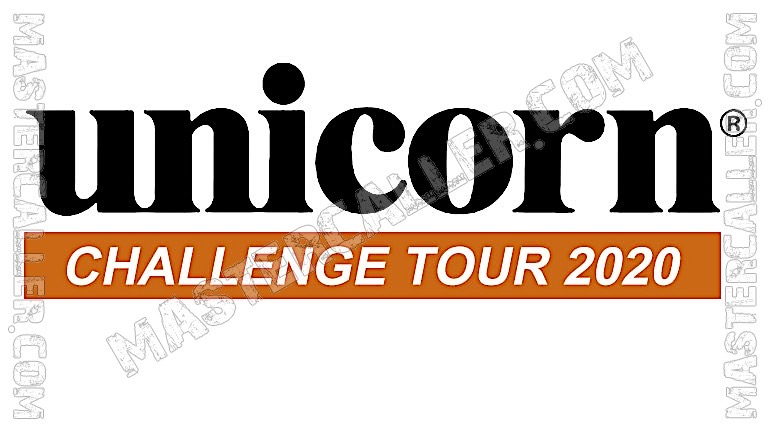 PDC Challenge Tour - 2020 CT 07 Wigan Logo