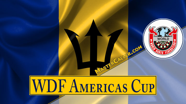 WDF Americas Cup Youth Girls Singles - 2016 Logo
