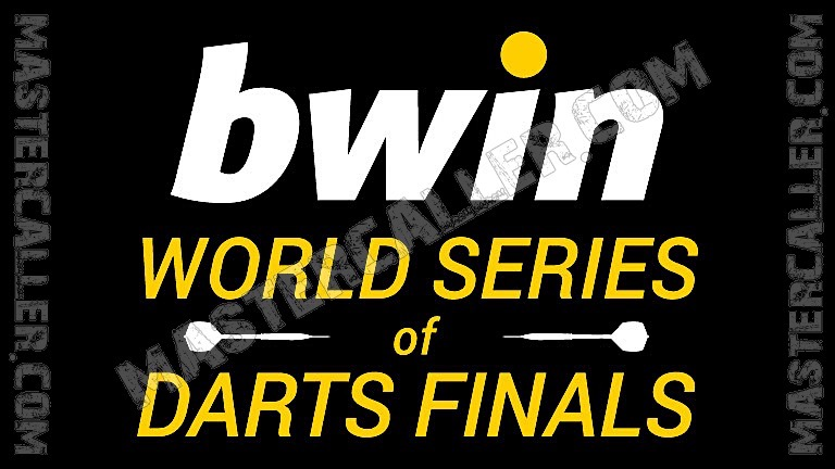 World Series of Darts Finals - 2018 Logo