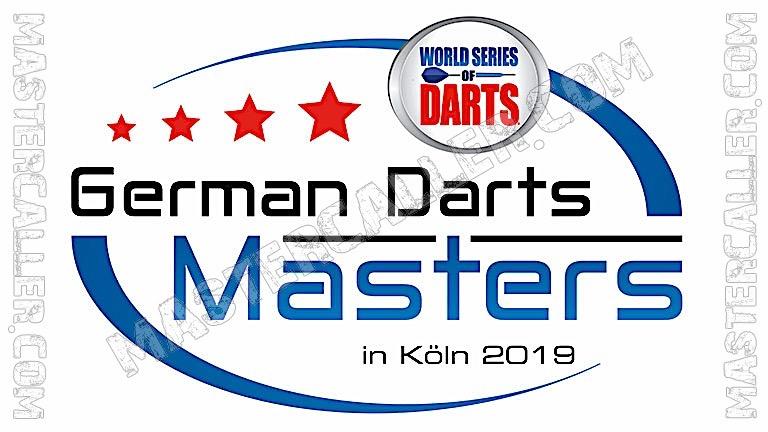 German Darts Masters (WS) - 2019 Logo
