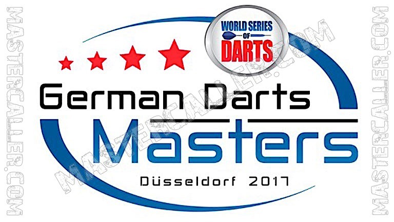German Darts Masters (WS) - 2017 Logo