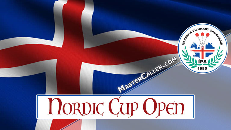 Nordic Cup Open Men - 1995 Logo