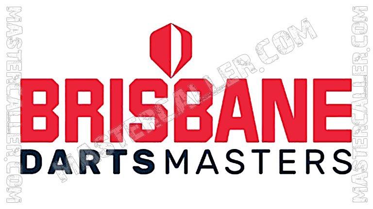 Brisbane Darts Masters - 2018 Logo