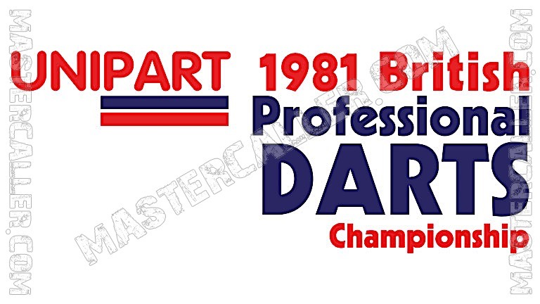 British Professional - 1981 Logo