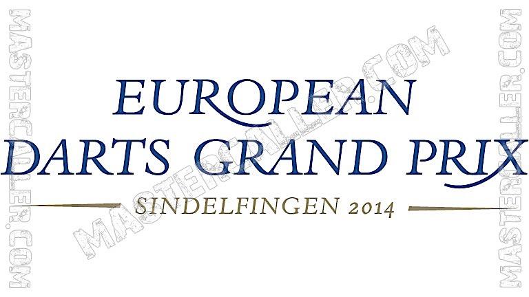 European Darts Grand Prix - 2014 Logo