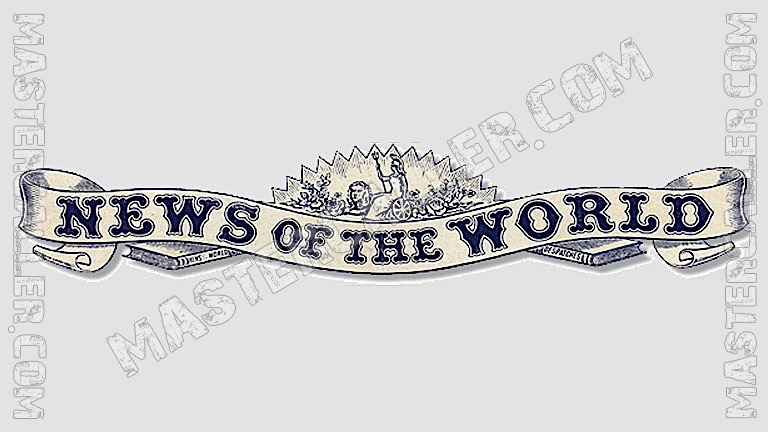 News of the World - 1948 Logo