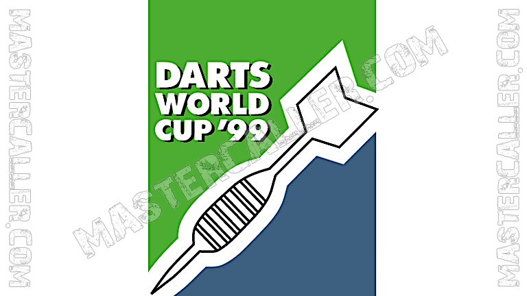 WDF World Cup Youth Boys Singles - 1999 Logo