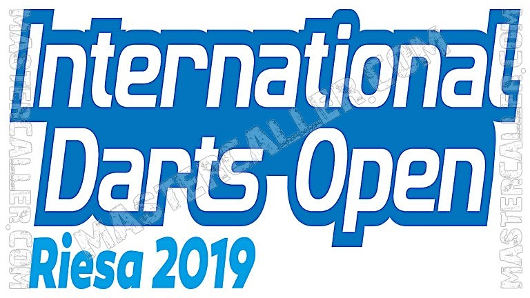 International Darts Open - 2019 Logo