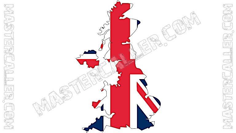 British Internationals Men - 2007 Logo